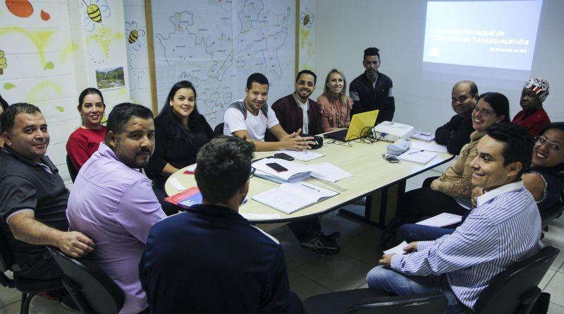Apresentação do projeto Tempo de Aprender – MEC e o Currículo Paulista