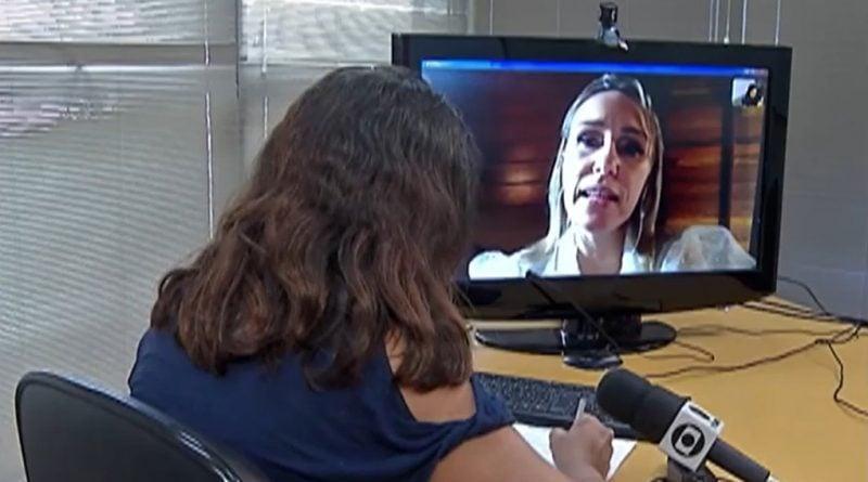 Educação online para alunos da rede municipal de Itaquá vira matéria na DiárioTV/Globo.