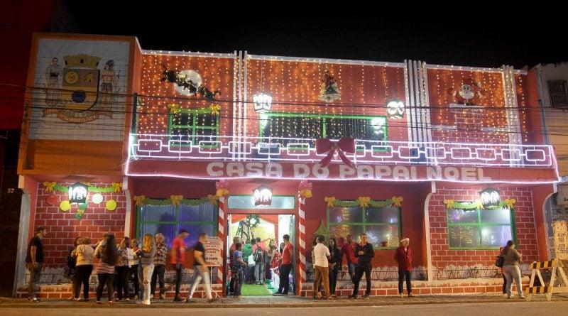 "Itaquá fará Acender das Luzes e Abertura da Casa do Papai Noel do ""Natal de Encantos"""