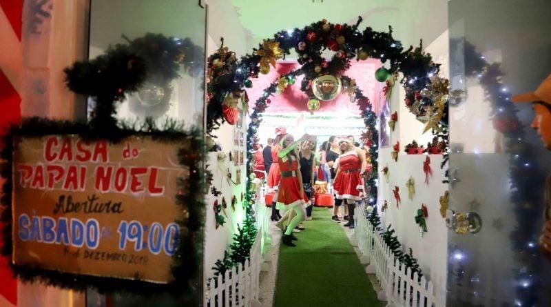 """Itaquá tem novas datas para """"Abertura da Casa do Papai Noel"""" e da programação do """"Natal de Encantos"""""""