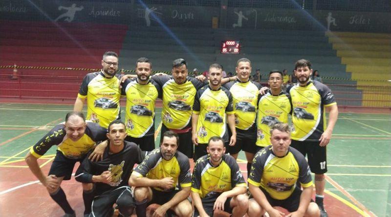 """Torneio Municipal de Futebol de Salão """"Marco Antônio da Costa Garcia"""""""